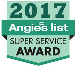 Angies List Super Service Award-2017